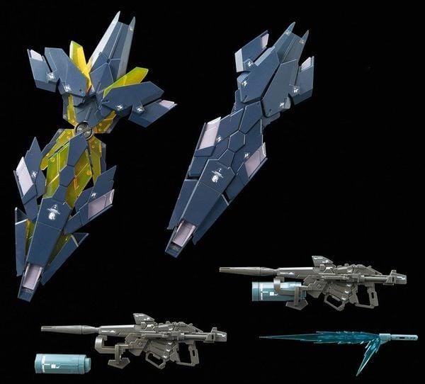 figure Unicorn Gundam 02 Banshee Norn RG