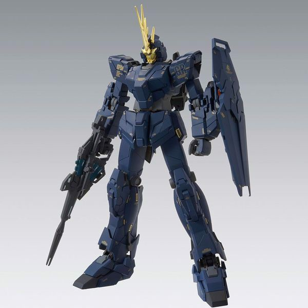 figure Unicorn Gundam 02 Banshee Ver Ka MG Nhật Bản