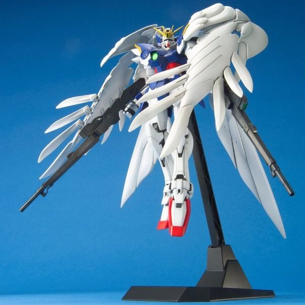 figure Wing Gundam Zero Custom MG