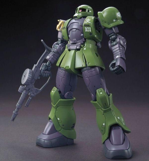 figure Zaku I Denim Slender Gundam Origin HG Nhật Bản