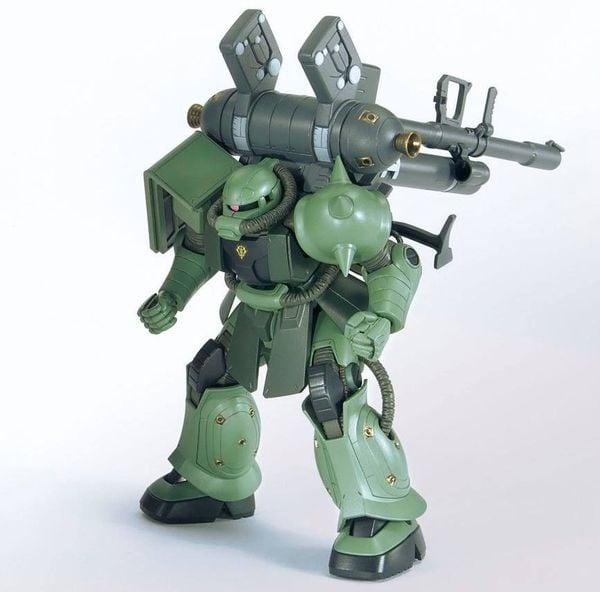 figure Zaku II Big Gun Set Gundam Thunderbolt Anime Ver HG chính hãng