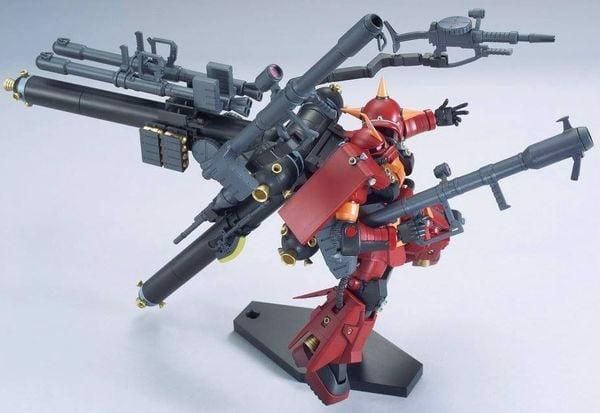 figure Zaku II Psycho Zaku Gundam Thunderbolt Anime HG Nhật Bản