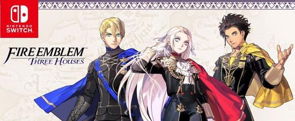 game Fire Emblem Three Houses Nintendo siêu hay