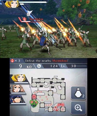 FIRE EMBLEM WARRIORS vietnam
