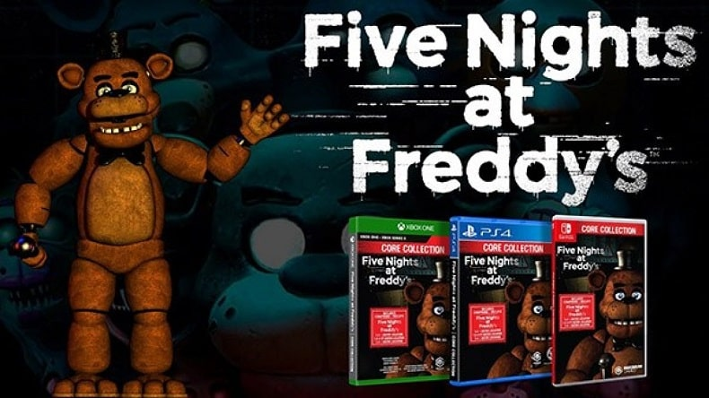 Five Nights at Freddy Core Collection