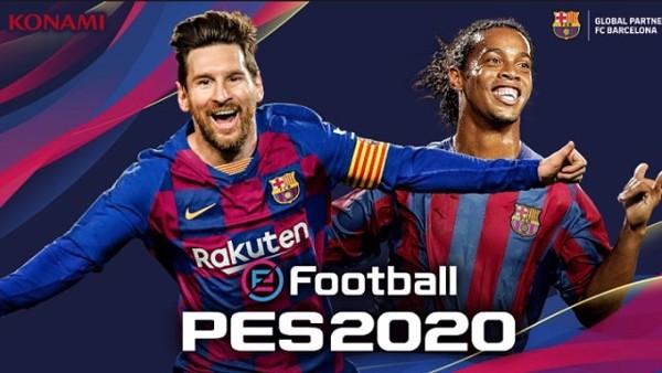football pes 2020 ra mắt