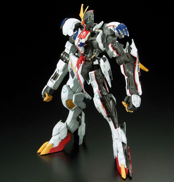 Full Mechanics Gundam Barbatos Lupus Rex 1-100 bandai