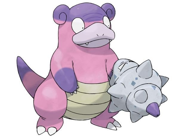 Galarian Slowbro Pokemon Sword and Shield