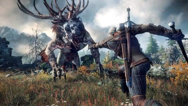 Game of the Year: The Witcher 3: Wild Hunt là tựa game AAA cực kì thành công