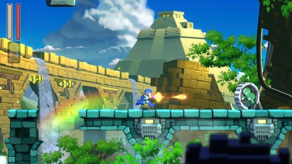Game Nintendo Switch giá rẻ Mega Man 11.jpg