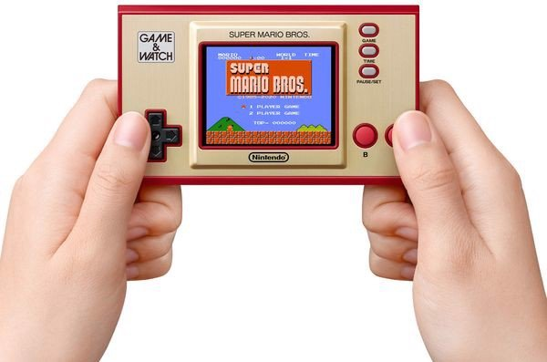 Game & Watch Super Mario Bros tốt nhất