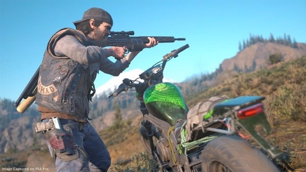 Game AAA PS5 Days Gone 4K giá rẻ