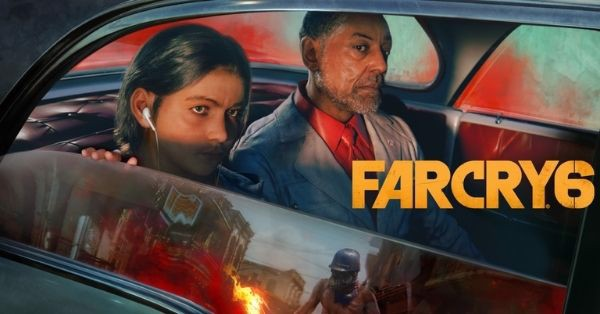Game AAA PS5 Xbox Series Far Cry 6