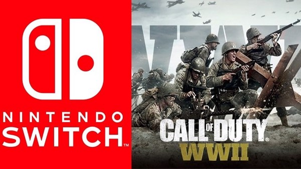 game của Nintendo Switch bổ sung Call of Duty