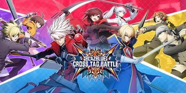 Game đánh lộn 2 người trên Nintendo Switch BlazBlue Cross Tag Battle RWBY