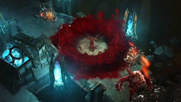 game Diablo 3 Eternal Collection playstation 4 giá rẻ
