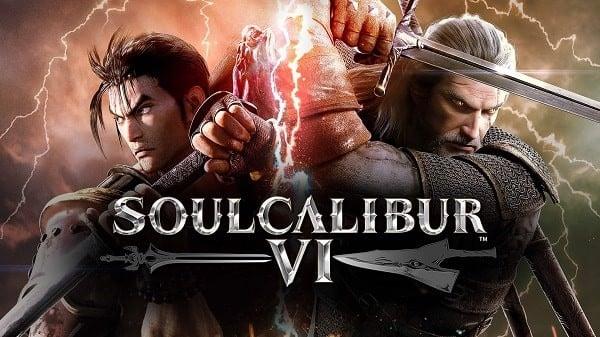 Game đánh lộn 2 người đồ họa đẹp Soulcalibur trên PS4