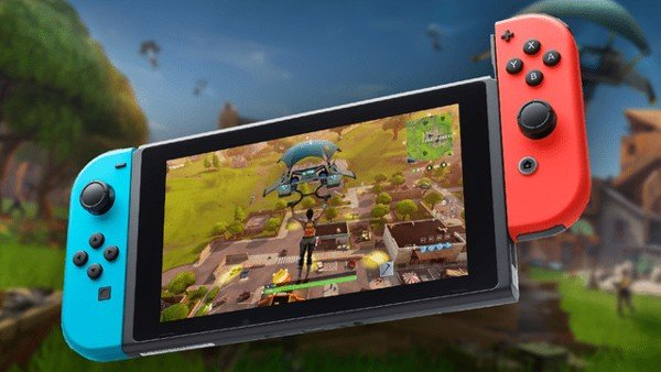 Game Fornite Battle Royale cho Nintendo Switch