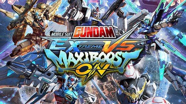 game Gundam Extreme VS. Maxiboost ON ps4 sắp ra