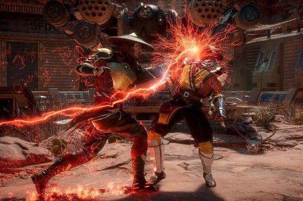 Game Mortal Kombat 11 Rồng đen 2020