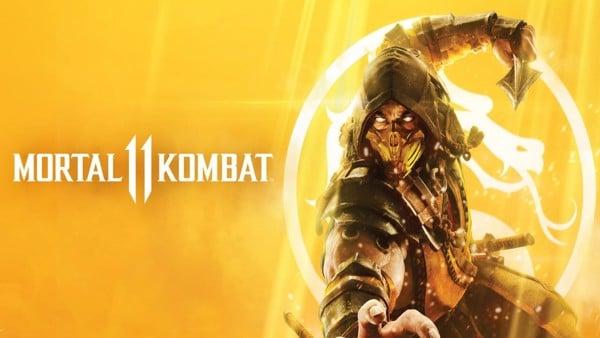 Game song đấu Mortal Kombat Rồng Đen 2020