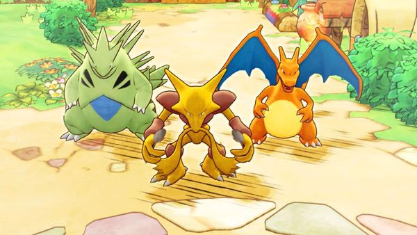 mua game Pokemon Mystery Dungeon Rescue Team DX Nintendo Switch ở Việt Nam