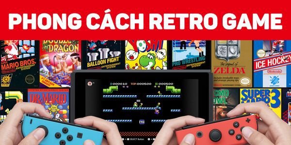 game retro nintendo switch