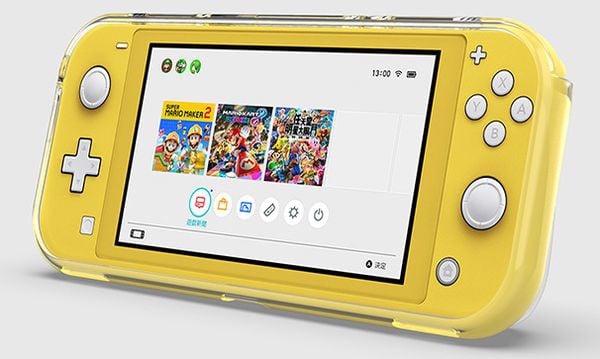 game shop bán Case TPU kiêm đựng game Nintendo Switch Lite