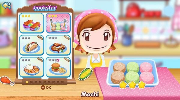 game shop bán Cooking Mama Cookstar Nintendo Switch