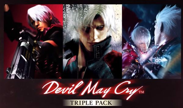 game shop bán Devil May Cry Triple Pack Nintendo Switch