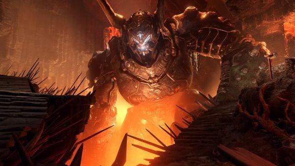 game shop bán Doom Eternal cho PS4
