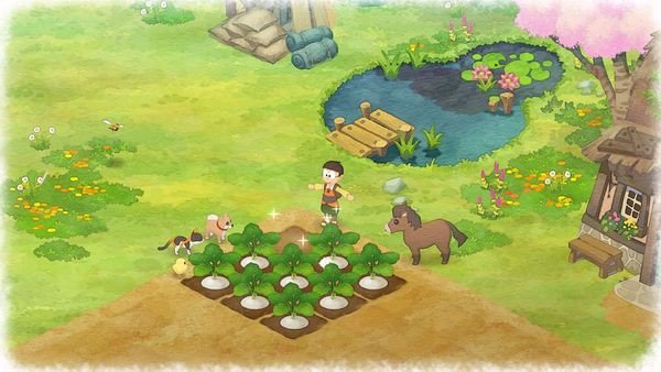 game shop bán Doraemon Story of Seasons cho Nintendo Switch