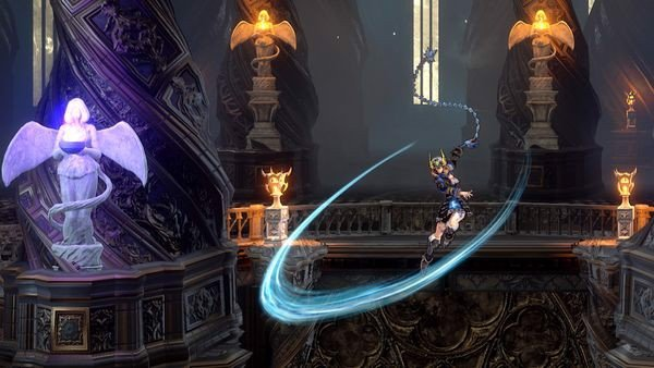 cửa hàng game bán game Bloodstained Ritual of the Night PS4