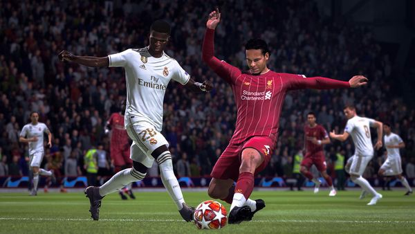 game shop bán game FIFA 20 cho PS4