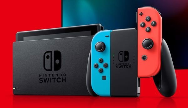 game shop bán Nintendo Switch New Version Neon Red & Blue pin lâu hơn