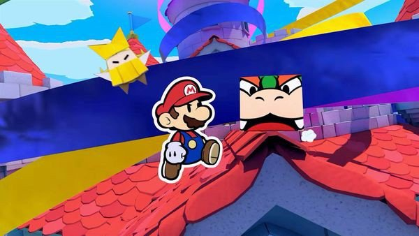 game shop bán Paper Mario The Origami King Nintendo Switch