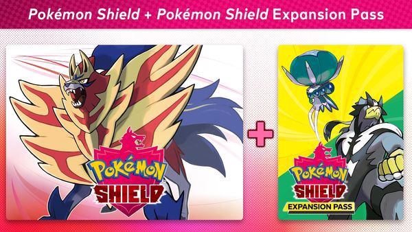 game shop bán Pokemon Shield Expansion Pass Nintendo Switch giá rẻ