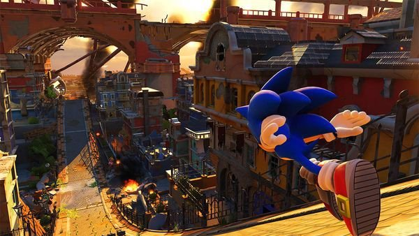 game shop bán Sonic Forces Nintendo Switch