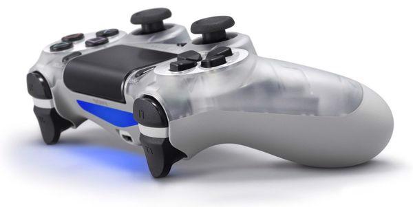 game shop bán tay cầm DualShock 4 Crystal ps4