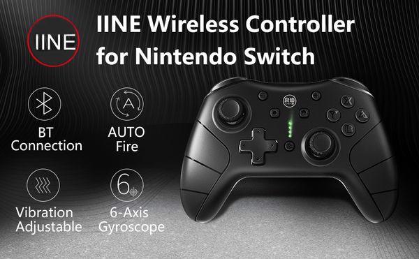 game shop bán Tay cầm Pro Nintendo Switch đen phụ kiện