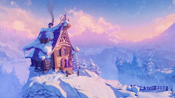 game shop bán Trine 4 The Nightmare Prince Nintendo Switch