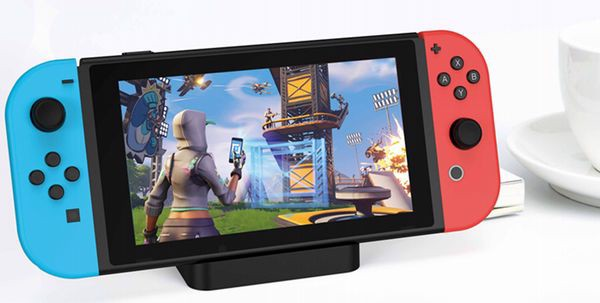 game shop bán vỏ thay thế dock sac mini Gulikit Nintendo Switch