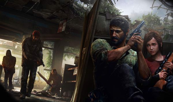 game The Last of Us ps4