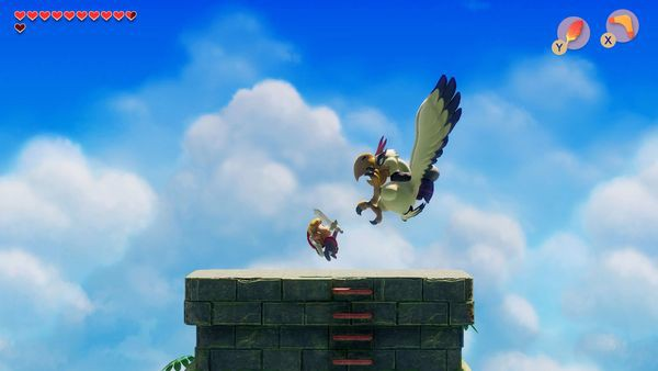 mua game The Legend of Zelda: Link