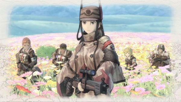 game Valkyria Chronicles 4 cho Nintendo Switch nShop