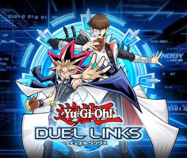 game yugioh duel links trên điện thoại di động