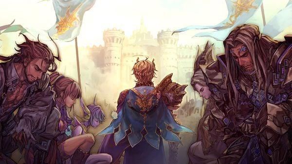 gameplay Brigandine The Legend of Runersia Nintendo Switch