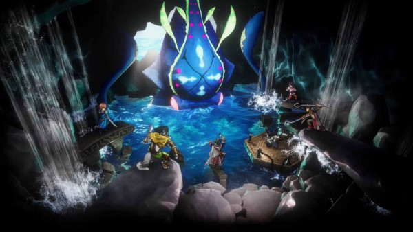 gameplay Eiyuden Chronicle Hundred Heroes