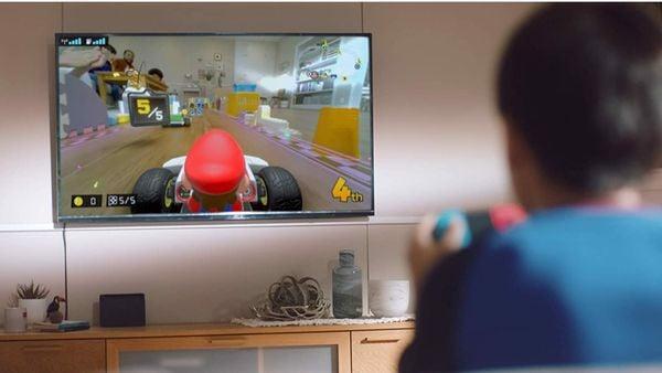 gameplay Mario Kart Live Home Circuit Mario Version