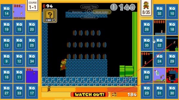 gameplay super mario bros 35